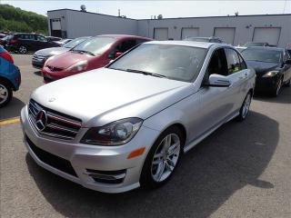 Used 2014 Mercedes-Benz C-Class C 300 berline 4 portes 4MATIC for sale in Quebec, QC