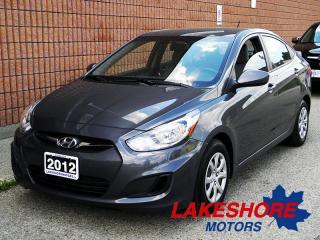 Used 2012 Hyundai Accent GL | CERTIFIED | AUTO for sale in Waterloo, ON
