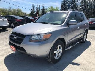 Used 2007 Hyundai Santa Fe GLS for sale in Gormley, ON