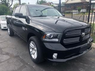 Used 2014 Dodge Ram 1500 Sport for sale in Hamilton, ON