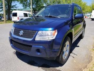 Used 2011 Suzuki Grand Vitara Jx - Bas Millage for sale in Drummondville, QC