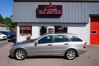 Used 2005 Mercedes-Benz C-Class 4matic Awd for sale in Saint-romuald, QC