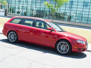Used 2008 Audi A4 2.0T|AVANT|NAVI|18 inch ALLOYS|LEATHER|SUNROOF for sale in Scarborough, ON
