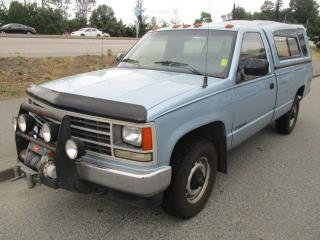 Used 1989 Chevrolet Cheyenne 2500 for sale in Surrey, BC