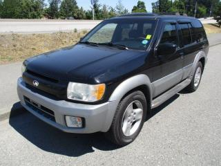Used 2001 Infiniti QX4 for sale in Surrey, BC