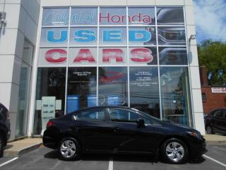 Used 2014 Honda Civic LX HEATED FRONT SEATS for sale in Halifax, NS