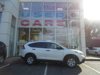 Used 2014 Honda CR-V LX FWD HEATED FRONT SEATS AND MIRRORS for sale in Halifax, NS