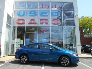 Used 2015 Honda Civic EX AUTO SPORTY ALLOY WHEELS SUNROOF for sale in Halifax, NS