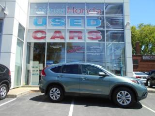 Used 2012 Honda CR-V EX FWD POWER SUNROOF AND HEATED SEATS for sale in Halifax, NS
