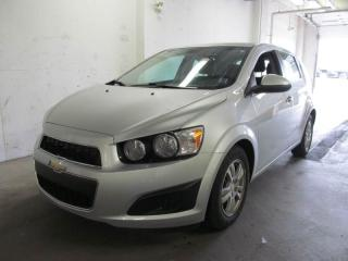 Used 2012 Chevrolet Sonic LT for sale in Dartmouth, NS