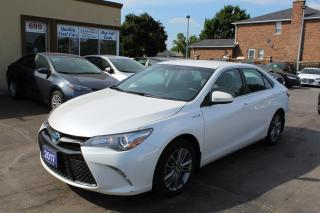 Used 2017 Toyota Camry SE for sale in Brampton, ON