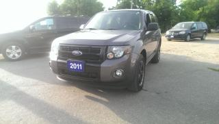 Used 2011 Ford Escape XLT for sale in Cambridge, ON