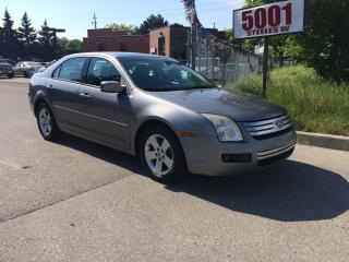 Used 2007 Ford Fusion SE,4CYL,166K,SAFETY+3YEARS WARRANTY INCLUDED for sale in North York, ON