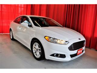 Used 2016 Ford Fusion SE FWD | Leather for sale in Listowel, ON