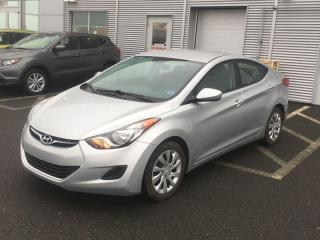 Used 2013 Hyundai Elantra 4DR SDN for sale in Hornby, ON