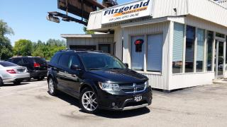 Used 2013 Dodge Journey R/T AWD for sale in Kitchener, ON