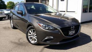 Used 2014 Mazda MAZDA3 i Touring AT 4-Door for sale in Kitchener, ON