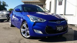 Used 2013 Hyundai Veloster Tech for sale in Kitchener, ON
