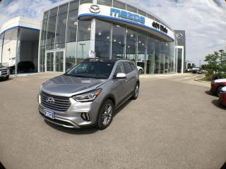 Used 2017 Hyundai Santa Fe XL Limited, for sale in Mississauga, ON