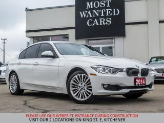 Used 2014 BMW 328i xDrive LUXURY | NAVIGATION | CAMERA | SUNROOF for sale in Kitchener, ON