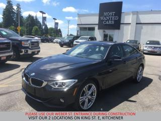 Used 2015 BMW 428i xDrive | SPORT | M BRAKES | GRAND COUPE for sale in Kitchener, ON