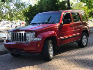 Used 2010 Jeep Liberty LOCAL,NO ACCIDENT,4X4, for sale in Vancouver, BC