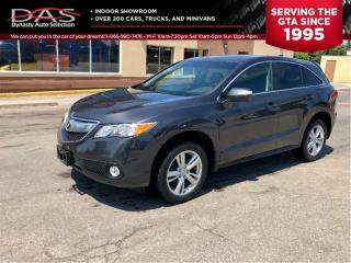 Used 2015 Acura RDX TECH PKG/ NAVIGATION/ REAR CAMERA/LEATHER/SUNROOF for sale in North York, ON