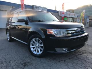 Used 2011 Ford Flex SEL w/NAVI_BACKUP CAMERA_PANORAMIC SUNROOF for sale in Oakville, ON