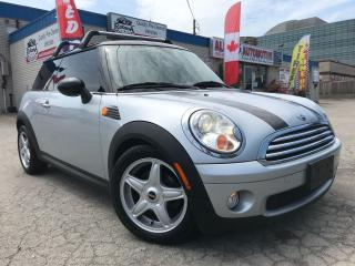 Used 2009 MINI Cooper LEATHER_SUNROOF_ACCIDENT FREE for sale in Oakville, ON