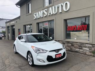 Used 2012 Hyundai Veloster w/Tech for sale in Hamilton, ON