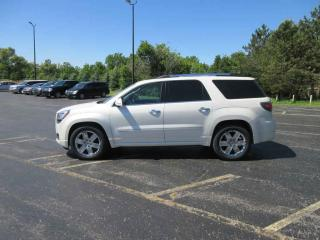Used 2015 GMC Acadia Denali AWD for sale in Cayuga, ON