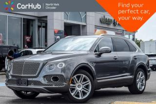 Used 2018 Bentley Bentayga Onyx Edition|Signature Audio|Pano_Sunroof|Heat Seats|21