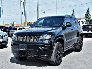 Used 2018 Jeep Grand Cherokee ALTITUDE, LEATHER, NAVIGATION, ONLY 1100 KMS !!! for sale in Concord, ON