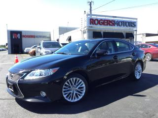 Used 2014 Lexus ES 350 - NAVI - PANO ROOF - REVERSE CAM for sale in Oakville, ON