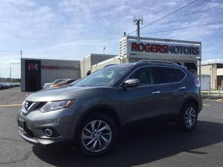 Used 2014 Nissan Rogue SL AWD - NAVI - 360 CAMERA - PANO ROOF for sale in Oakville, ON