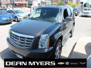 Used 2010 Cadillac Escalade for sale in North York, ON