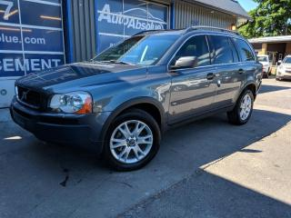 Used 2006 Volvo XC90 2,5 L + Cuir + Toit for sale in Boisbriand, QC