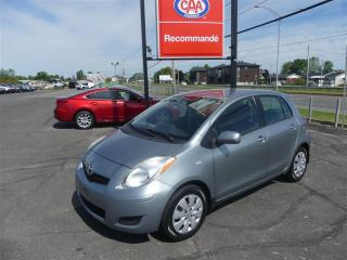 Used 2010 Toyota Yaris LE A/C for sale in Pintendre, QC