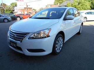 Used 2014 Nissan Sentra SV for sale in Guelph, ON