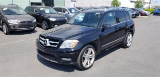 Used 2012 Mercedes-Benz GLK-Class 350 Awd Toit for sale in Saint-hubert, QC