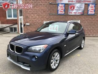 Used 2012 BMW X1 xDrive28i/AWD/CERTIFIED/WARRANTY INCLUDED for sale in Cambridge, ON