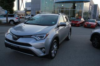 Used 2016 Toyota RAV4 AWD LIMITED for sale in Surrey, BC