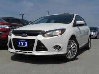 Used 2013 Ford Focus TITANIUM 2.0L 4CYL for sale in Midland, ON