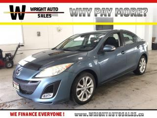 Used 2010 Mazda MAZDA3 GT|HEATED SEATS|BLUETOOTH|100,966 KMS. for sale in Cambridge, ON