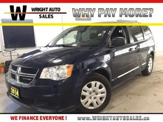 Used 2014 Dodge Grand Caravan SXT|7 PASSENGER|KEYLESS ENTRY|80,672 KMS for sale in Cambridge, ON