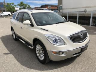 Used 2012 Buick Enclave CXL1 I No Accident for sale in North York, ON