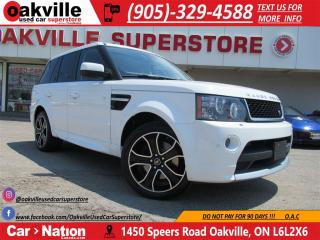Used 2013 Land Rover Range Rover Sport HSE | 375 HP !! | B\U CAM | HEATED SEATS | NAV | for sale in Oakville, ON
