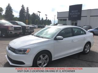 Used 2014 Volkswagen Jetta Comfortline | TURBO | SUNROOF | BLUETOOTH for sale in Kitchener, ON