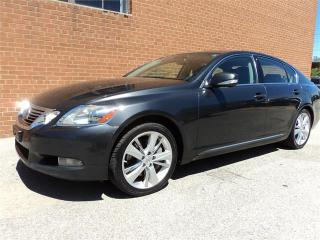 Used 2010 Lexus GS 450H HYBRID NAVIGATION SHADE MARK LEVINSON RWD SAFETY INC for sale in Oakville, ON
