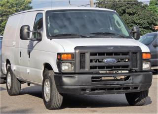 Used 2009 Ford Econoline Cargo Van Commercial for sale in Etobicoke, ON